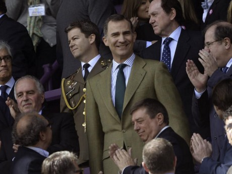 Visite royale de Felipe VI prévue ce mercredi à Décines - DR