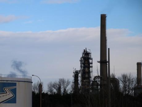 La raffinerie de Feyzin - Lyonmag.com
