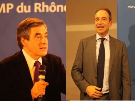 François Fillon et Jean-François Copé - LyonMag.com