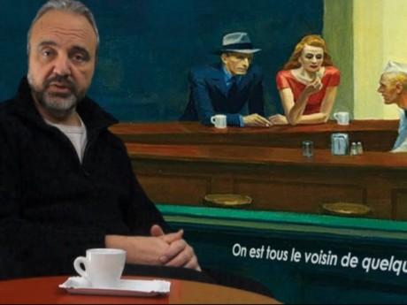 Jean-Claude Rodriguez dans la vidéo de présentation de