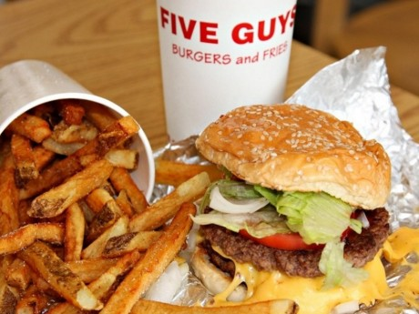 DR/Five Guys