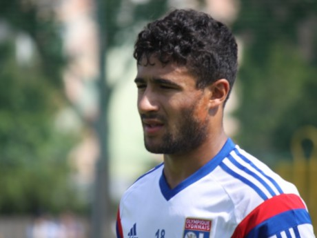 Nabil Fekir a choisi d'opter la sélection française en mars dernier - LyonMag.com