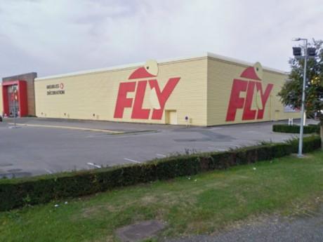 Le magasin Fly à Saint-Bonnet-de-Mure - Capture d'écran Google Maps/DR