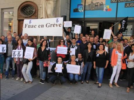 Les salariés de la Fnac en grève ce vendredi à Lyon et dans toute la France - LyonMag.com