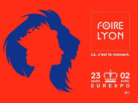 L'affiche de la Foire de Lyon 2018 - DR