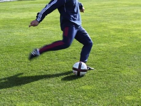 Pas de foot en extérieur ce week-end - Photo Lyonmag