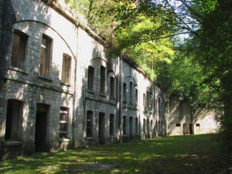 Fort de Vancia à Rillieux-la-Pape - DR