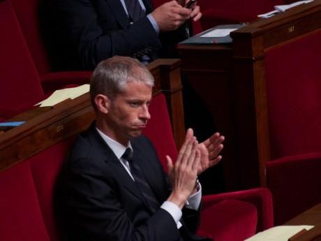 Franck Riester - DR