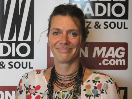 Sandrine Frih - Photo Lyonmag.com
