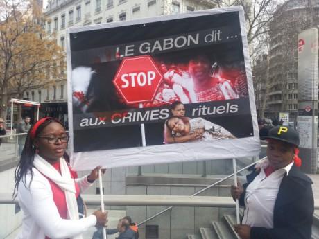 La marche contre les crimes rituels - LyonMag.com