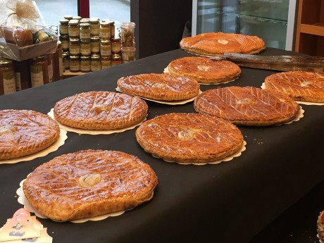 Galette des rois - Photo d'illustration