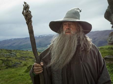 Gandalf du Seigneur des Anneaux - DR