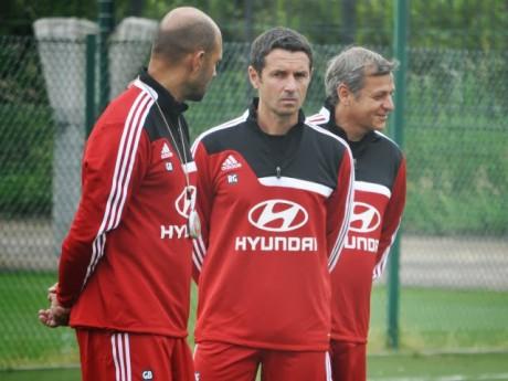 Le staff lyonnais a fait confiance aux habituels titulaires pour les 8e de la coupe de la Ligue - LyonMag