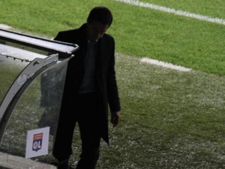 Malgré ses objectifs revus à la baisse, la pression s'exerce sur l'OL et son coach Rémi Garde - LyonMag