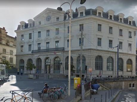 La gare Saint-Paul - DR