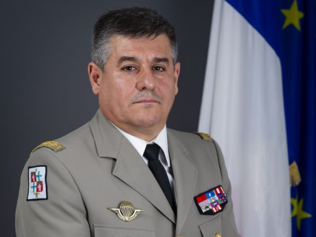 Le général Philippe Loiacono - DR