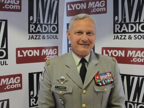 Le général Pierre Chavancy - LyonMag