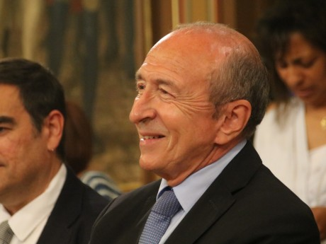 Gérard Collomb au conseil municipal ce lundi - LyonMag
