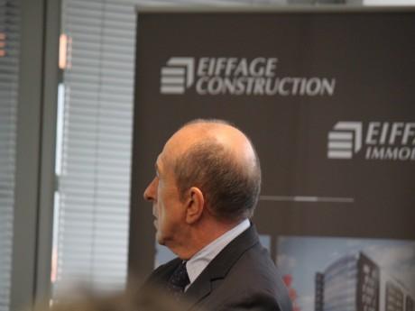 Bonne nouvelle pour Gérard Collomb et Eiffage - LyonMag
