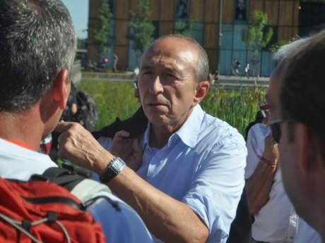 Gérard Collomb va tomber la chemise ce vendredi - LyonMag