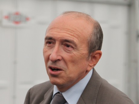 Gérard Collomb, heureux que le projet du Grand Lyon soit lancé - LyonMag