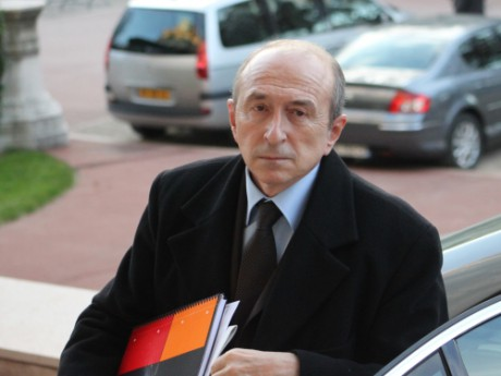 Gérard Collomb - Photo Lyonmag.com