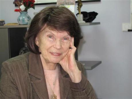 Danielle Mitterrand - DR