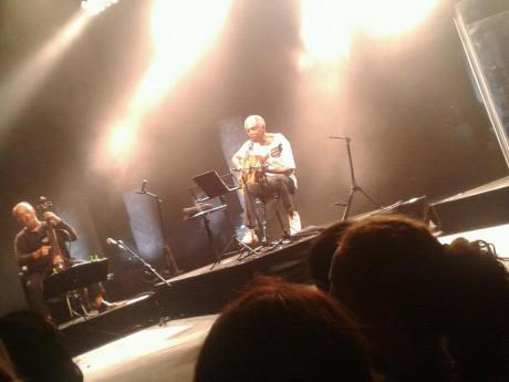 Gilberto Gil, Nuits de Fourvière 2012 - LyonMag