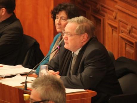 Gilles Buna a notamment co-signé le communiqué des élus du 1er - LyonMag