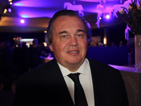 Olivier Ginon, PDG de GL Events