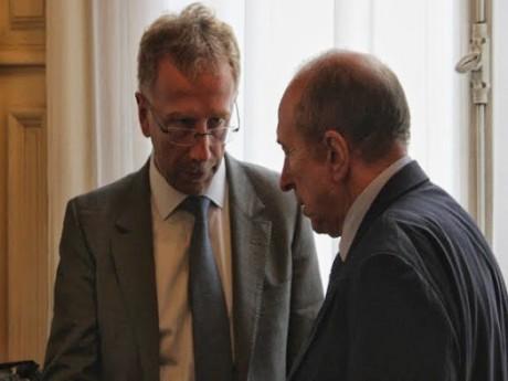 Alain Giordano, maire écologiste du 9e arrondissement, fait allégeance à Gérard Collomb - LyonMag