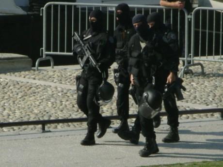 Le GIPN, présent sur les lieux, n'a finalement pas eu à intervenir - Photo d'illustration LyonMag