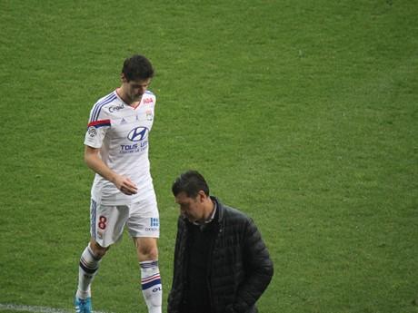 Yoann Gourcuff va quitter l'OL - LyonMag