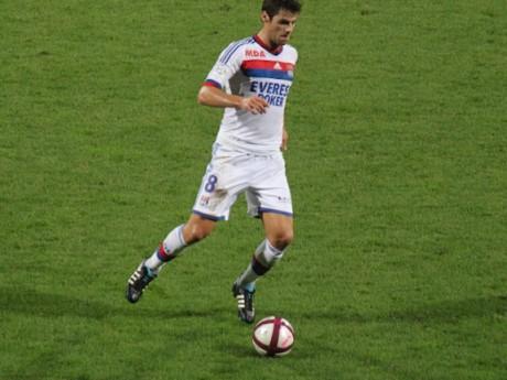 Yoann Gourcuff n'a disputé que 13 matchs cette saison - LyonMag