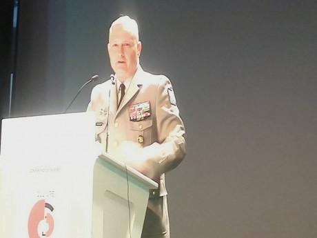 Le Général de corps d'armée et Gouverneur Militaire de Lyon Pierre Chavancy - LyonMag