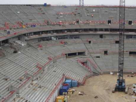 Le Grand Stade de l'OL à Décines - LyonMag