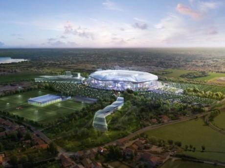 Le Grand Stade de l'OL - DR
