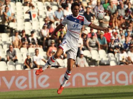 Grenier a sauvé Lyon de la défaite - DR