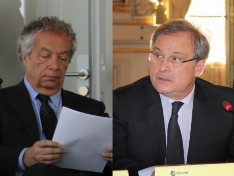Philippe Grllot et Emmanuel Imberton - LyonMag