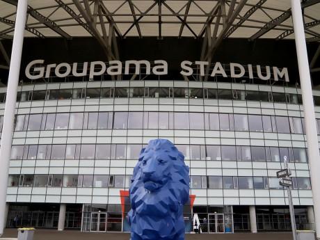 L'entrée principale du Groupama Stadium - LyonMag