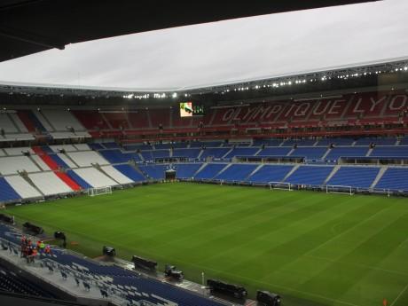La rencontre aura lieu au Groupama Stadium - LyonMag