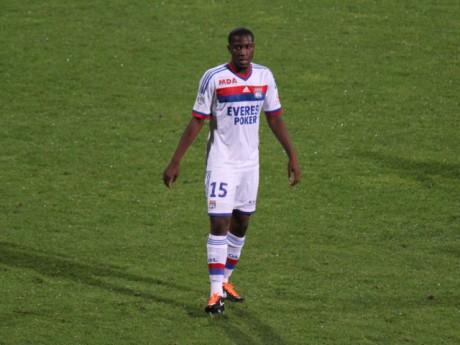 Gueïda Fofana, brouillon depuis le début de la saison, a été l'homme du match - LyonMag.com