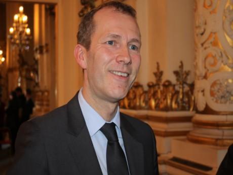 Guillaume Garot, ministre délégué à l'agroalimentaire - LyonMag.com