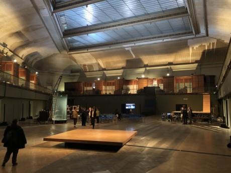 Le hall de l'ancien musée Guimet - LyonMag