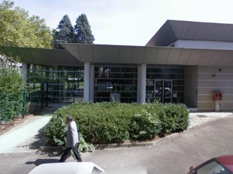 Le gymnase Duplat, dans le 1er arrondissement de Lyon - Capture d'écran Google Maps