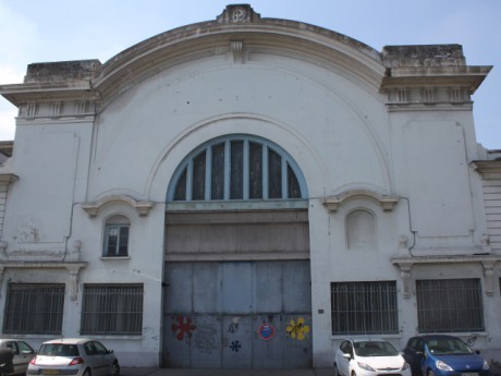 La Halle Girard accueillera le bâtiment-totem - LyonMag