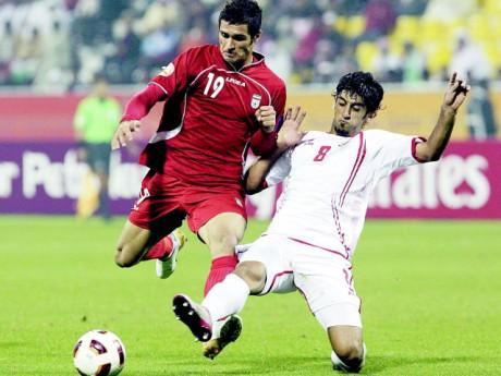 Hamdan Al Kamali, à droite - Photo DR