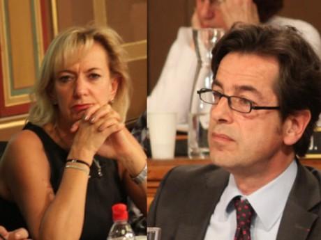 Marie-Odile Fondeur et Emmanuel Hamelin - LyonMag
