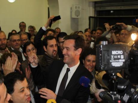 Michel Havard remporte la primaire le 9 juin dernier - LyonMag