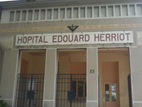 Hôpital Edouard Herriot. Photo LyonMag.com